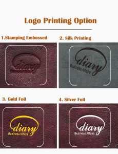 promotional notebook printing
